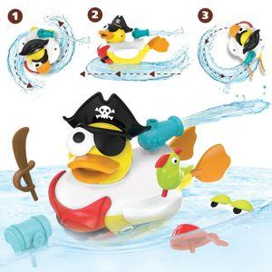 Yookidoo Kreativní plavací kachna Pirát