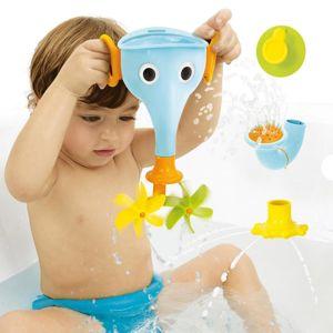 Yookidoo - Slon do vany - modrý